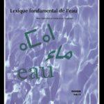Lexique de l'eau en trois langues