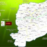 La carte culturelle des chants populaires de la région Tadla Azilal
