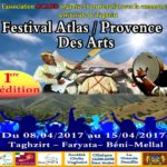Festival Atlas/Provence