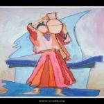 Galerie de la caravane d'eau ( Par Enfants des établissements )