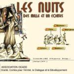 Les CD-ROM « Les nuits des milles contes »